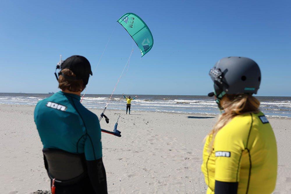 4-lijns kite
